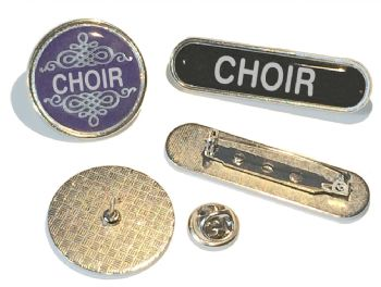 CHOIR badge